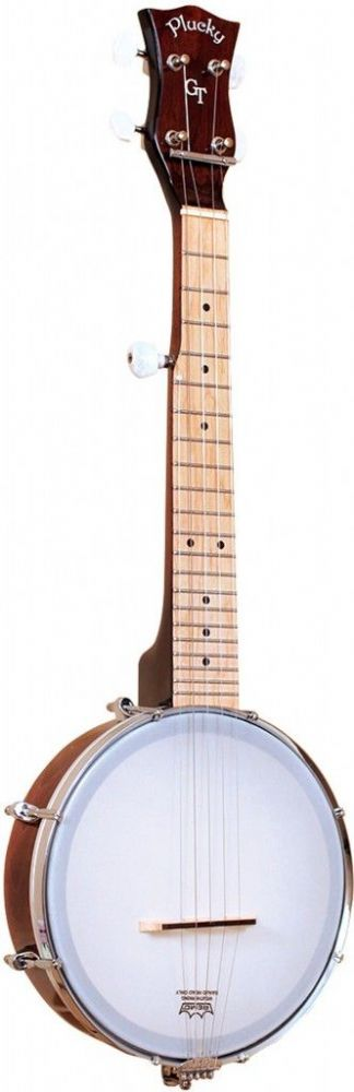 Gold Tone PLUCKY 5-string travel banjo with bag